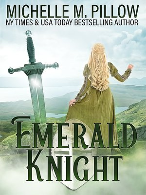cover image of Emerald Knight
