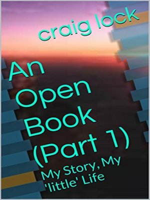 cover image of An Open Book 1