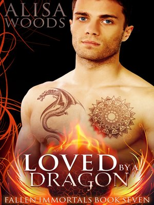 cover image of Loved by a Dragon