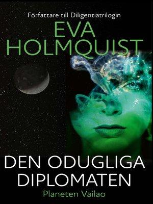 cover image of Den odugliga diplomaten