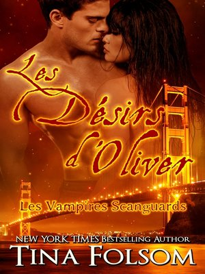 cover image of Les désirs d'Oliver