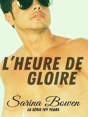cover image of L'Heure de gloire