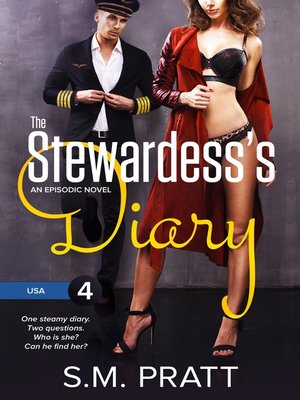 cover image of The Stewardess's Diary: USA