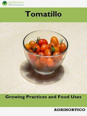 cover image of Tomatillo