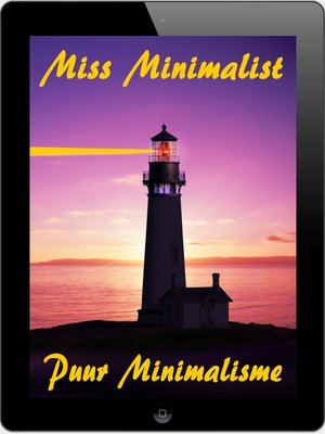 cover image of Miss Minimalist
