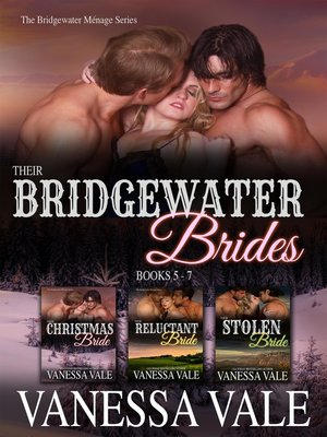 cover image of Their Bridgewater Brides