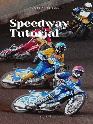 cover image of Speedway Tutorial