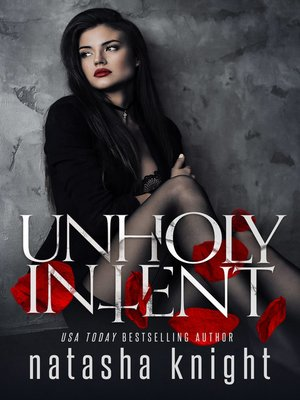 cover image of Unholy Intent