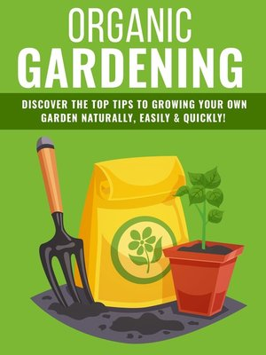 cover image of Organic Gardening