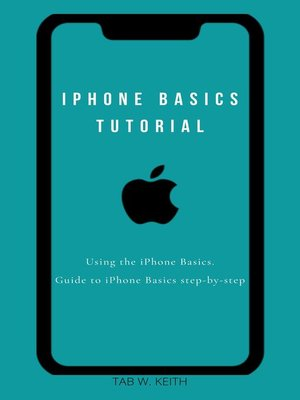 cover image of iPhone Basics Tutorial