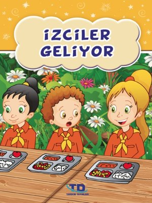 cover image of İzciler Geliyor