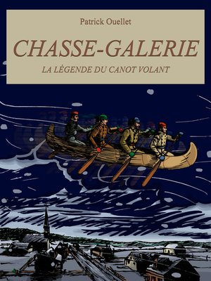 cover image of Chasse-Galerie