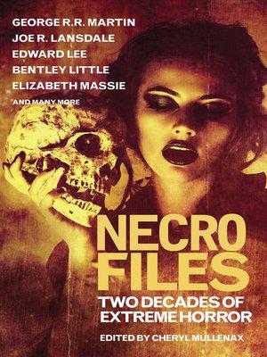 cover image of Necro Files