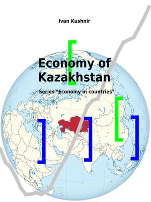 cover image of Economy of Kazakhstan