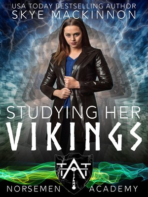 cover image of Studying her Vikings