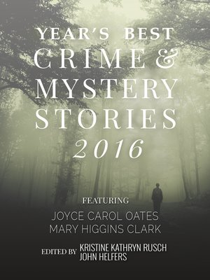 cover image of Kobo Presents the Year's Best Crime and Mystery Stories 2016