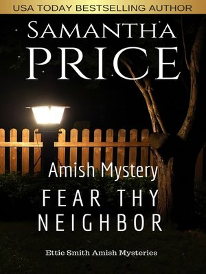 cover image of Fear Thy Neighbor