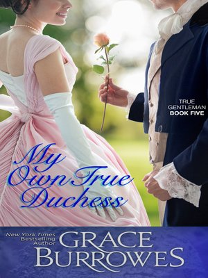 cover image of My Own True Duchess
