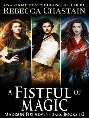 cover image of A Fistful of Magic