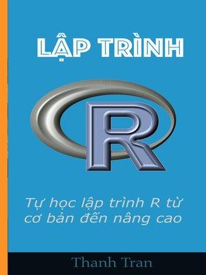 cover image of Lập trình R