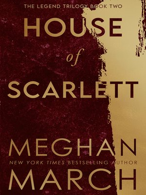 cover image of House of Scarlett