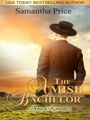 cover image of The Amish Bachelor