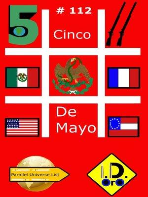 cover image of #CincoDeMayo 112