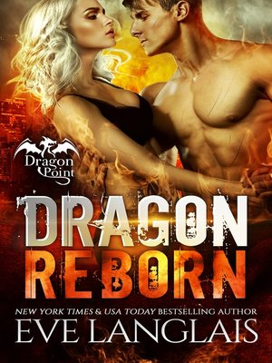 cover image of Dragon Reborn