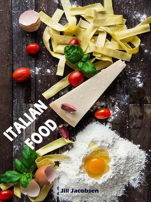 cover image of Italian Food