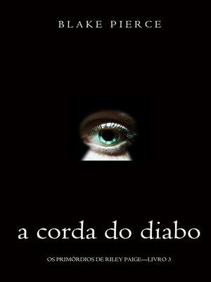 cover image of A corda do Diabo