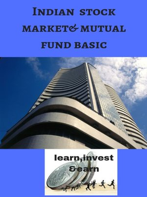 cover image of Indian stock market and mutual fund basic