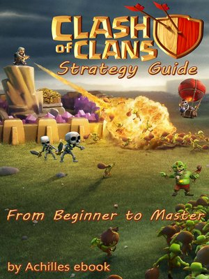 cover image of Clash of Clans Strategy Guide