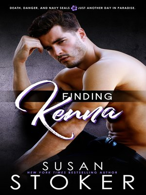 cover image of Finding Kenna