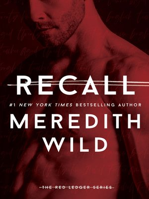 cover image of Recall