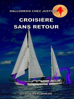 cover image of Croisière sans retour