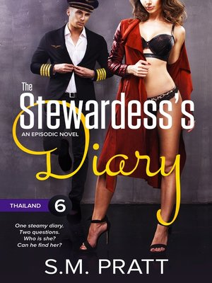 cover image of The Stewardess's Diary: Thailand