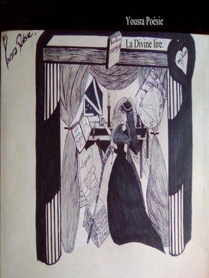 cover image of La Divine lire.