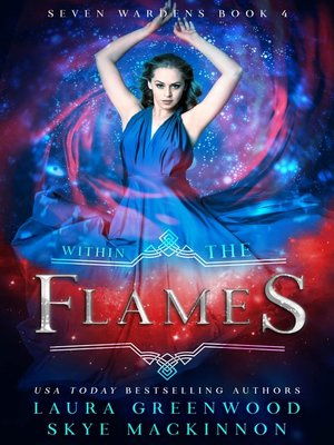 cover image of Within the Flames