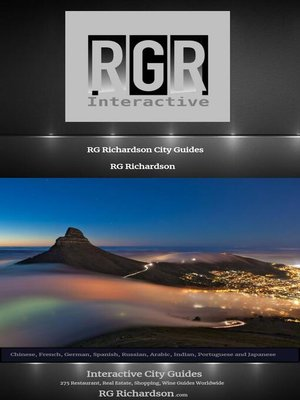 cover image of Cape Town Brochure