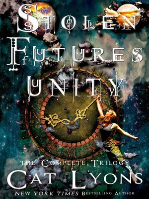 cover image of Stolen Futures