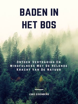 cover image of Baden In Het Bos