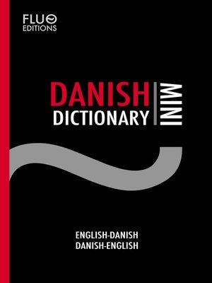 cover image of Danish Mini Dictionary