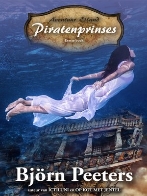 cover image of Piratenprinses