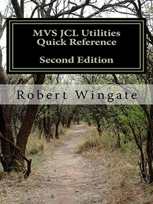 cover image of MVS JCL Utilities Quick Reference