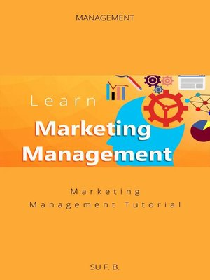 cover image of Learn Marketing Management
