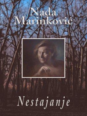 cover image of Nestajanje