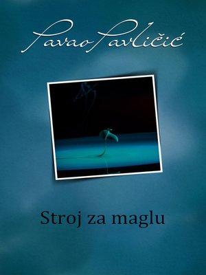cover image of Stroj za maglu