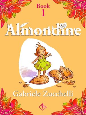 cover image of The girl from the almond tree
