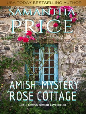 cover image of Amish Mystery at Rose Cottage