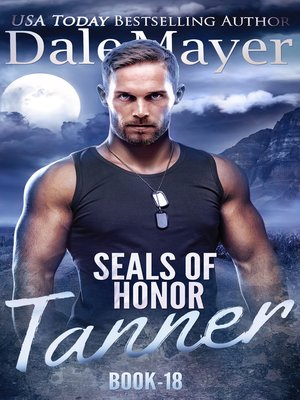 cover image of Tanner: SEALs of Honor, Book 18